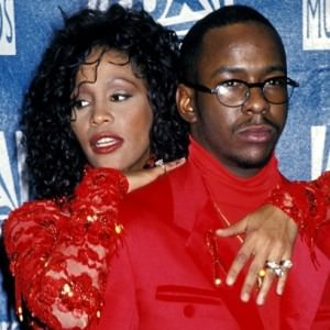 whitney houston bobby brown