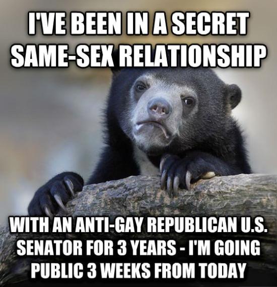 reddit gay senator