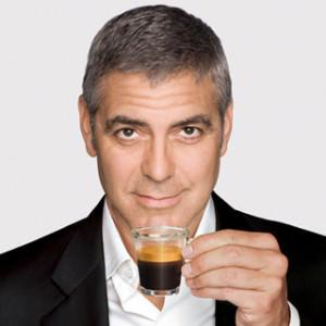 george clooney nespresso