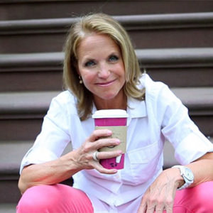 katie couric coffee