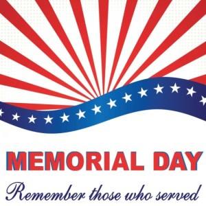 memorial day 1