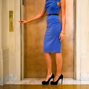 woman elevator 2