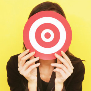 woman target