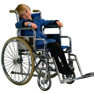 girl wheelchair