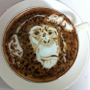 monkey latte