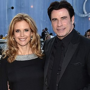 john travolta kelly preston 2