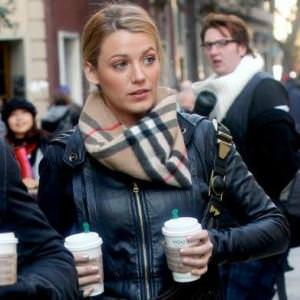 blake lively coffee