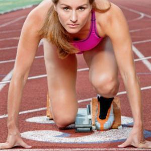runner ready