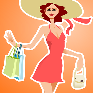 woman shopping 12