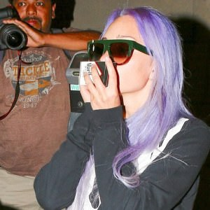 amanda bynes purple 1