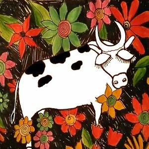 bull flowers