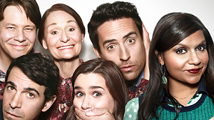 the mindy project cast 1