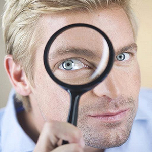 man magnifying glass 1