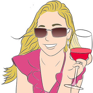 woman drinking wine 4