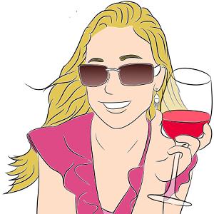 woman drinking wine 4