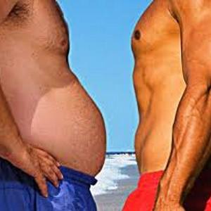 man body shapes