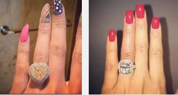 nicki minaj rings