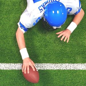 football touchdown 2