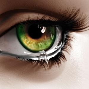 eye crying 2