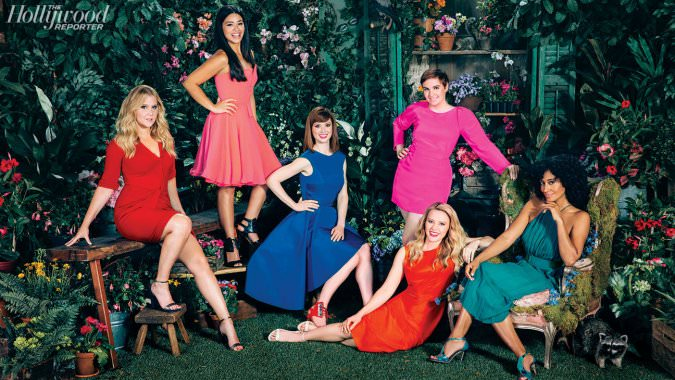 hollywood reporter female comic actors
