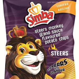 simba chips monkey