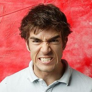 man angry 8