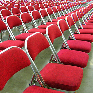 empty chairs 2