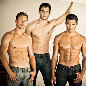 men shirtless 1
