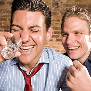 men drinking 2