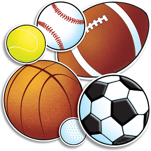 sports balls 5