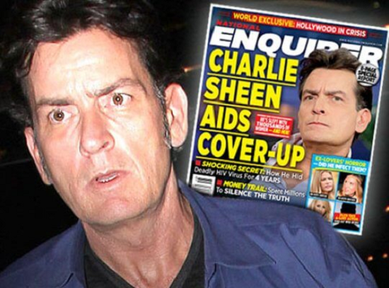 charlie sheen hiv 1