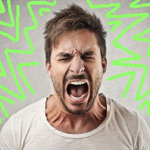 man angry 13
