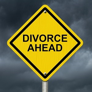 divorce ahead