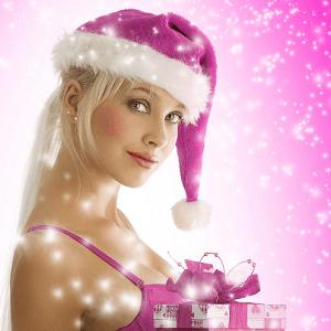 woman santa 2