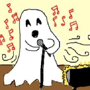 ghost singing