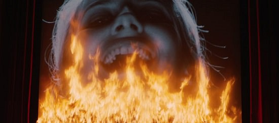 inglourious basterds fire