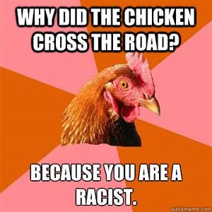 racist joke