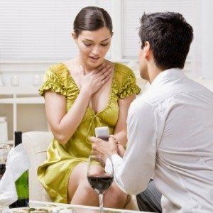 man proposing 3