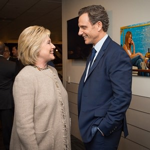 tony goldwyn hillary clinton
