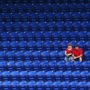 stadium empty