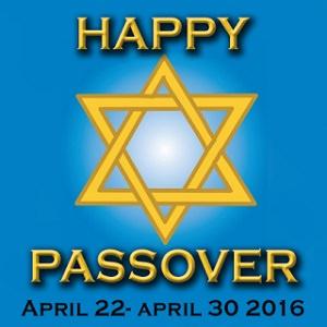 Happy Passover 2016