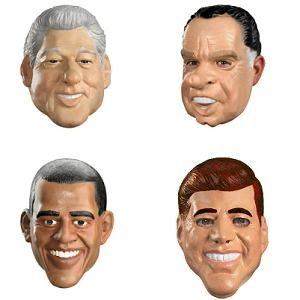 president masks