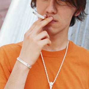 teen boy cigarette