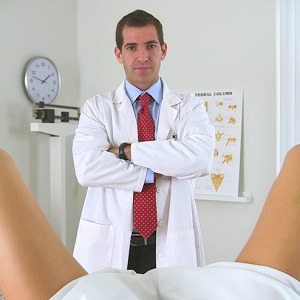 doctor male gynecologist