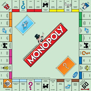 monopoly game 1