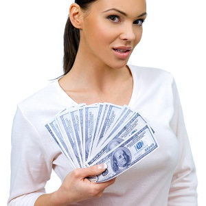 woman money 35