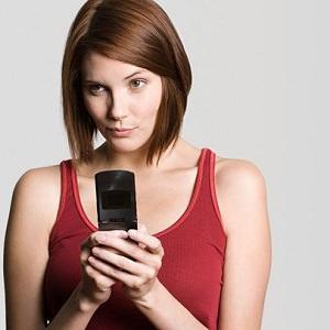 woman phone 3