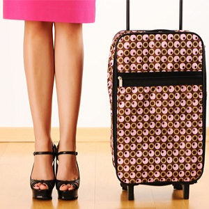 woman suitcase 2