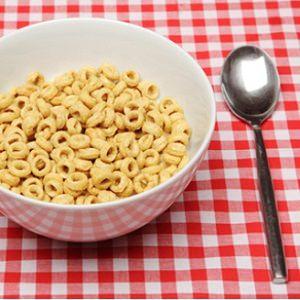 bowl of cheerios