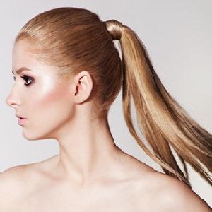 woman ponytail 2